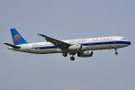 tsubasa0624さんが、成田国際空港で撮影した中国南方航空 A321-231の航空フォト(飛行機 写真・画像)