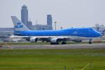 tsubasa0624さんが、成田国際空港で撮影したKLMオランダ航空 747-406Mの航空フォト(写真)
