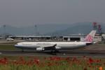高松空港 - Takamatsu Airport [TAK/RJOT]で撮影されたチャイナエアライン - China Airlines [CI/CAL]の航空機写真