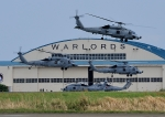 じーく。さんが、厚木飛行場で撮影したアメリカ海軍 MH-60S Knighthawk (S-70A)の航空フォト(飛行機 写真・画像)