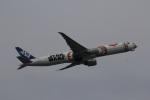 さとちんさんが、成田国際空港で撮影した全日空 777-381/ERの航空フォト(写真)