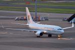 orbis001さんが、羽田空港で撮影した南アフリカ空軍 737-7ED BBJの航空フォト(写真)