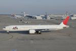 Scotchさんが、中部国際空港で撮影した日本航空 777-346/ERの航空フォト(写真)