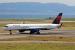T.Sazenさんが、関西国際空港で撮影したデルタ航空 757-26Dの航空フォト(飛行機 写真・画像)