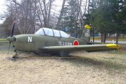 りんたろうさんが、東千歳駐屯地で撮影した陸上自衛隊 T-34A Mentorの航空フォト(飛行機 写真・画像)
