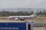 eagletさんが、ロサンゼルス国際空港で撮影したアメリカン航空 737-823の航空フォト(写真)