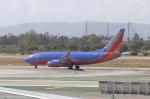 eagletさんが、ロサンゼルス国際空港で撮影したサウスウェスト航空 737-76Nの航空フォト(写真)
