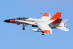 Ryan-airさんが、ヴェンチュラ・カウンティ=ポイントムグ海軍航空ステーションで撮影したアメリカ海軍 F/A-18C Hornetの航空フォト(写真)