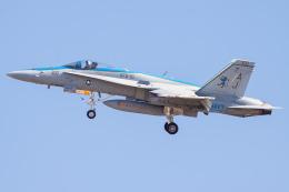 Ryan-airさんが、ヴェンチュラ・カウンティ=ポイントムグ海軍航空ステーションで撮影したアメリカ海軍 F/A-18C Hornetの航空フォト(飛行機 写真・画像)