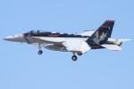 Ryan-airさんが、ヴェンチュラ・カウンティ=ポイントムグ海軍航空ステーションで撮影したアメリカ海軍 F/A-18E Super Hornetの航空フォト(写真)