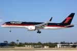 Ryan-airさんが、ロングビーチ空港で撮影したDJT オペレーション 757-2J4の航空フォト(写真)