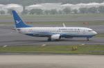 eagletさんが、成田国際空港で撮影した厦門航空 737-85Cの航空フォト(写真)