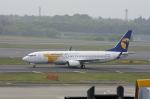 eagletさんが、成田国際空港で撮影したMIATモンゴル航空 737-8SHの航空フォト(写真)