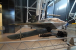 Koenig117さんが、ワシントン・ダレス国際空港で撮影したドイツ空軍 Me 163B-1a Kometの航空フォト(飛行機 写真・画像)