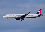 じーく。さんが、成田国際空港で撮影したマカオ航空 A321-231の航空フォト(飛行機 写真・画像)