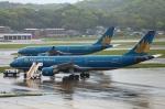 福岡空港 - Fukuoka Airport [FUK/RJFF]で撮影されたベトナム航空 - Vietnam Airlines [VN/HVN]の航空機写真