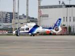 T.Sazenさんが、伊丹空港で撮影したオールニッポンヘリコプター AS365N2 Dauphin 2の航空フォト(飛行機 写真・画像)