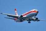 tsubasa0624さんが、羽田空港で撮影した日本トランスオーシャン航空 737-446の航空フォト(飛行機 写真・画像)
