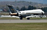 Dojalanaさんが、函館空港で撮影したユタ銀行 BD-700-1A10 Global Express/ASTORの航空フォト(飛行機 写真・画像)