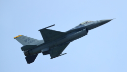 ふじいあきらさんが、岩国空港で撮影したアメリカ空軍 - United States Air Force General Dynamicsの航空フォト(飛行機 写真・画像)