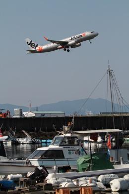 GNPさんが、松山空港で撮影したジェットスター・ジャパン A320-232の航空フォト(写真)