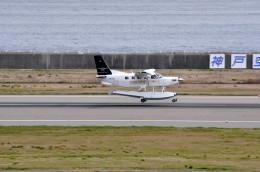 NALUさんが、神戸空港で撮影したせとうちSEAPLANES Kodiak 100の航空フォト(飛行機 写真・画像)
