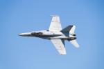 jombohさんが、ラングレー・ユースティス統合基地で撮影したアメリカ海軍 F/A-18C Hornetの航空フォト(写真)