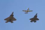 jombohさんが、ラングレー・ユースティス統合基地で撮影したアメリカ空軍 F-35A-2A Lightning IIの航空フォト(写真)