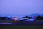 サボリーマンさんが、高松空港で撮影したチャイナエアライン 737-809の航空フォト(写真)