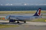 Rossiさんが、関西国際空港で撮影したマカオ航空 A320-232の航空フォト(写真)