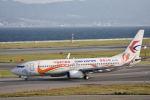 Rossiさんが、関西国際空港で撮影した中国東方航空 737-89Pの航空フォト(写真)