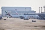 Rossiさんが、関西国際空港で撮影したエミレーツ航空 777-31H/ERの航空フォト(写真)