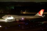 ast311さんが、成田国際空港で撮影した日本航空 747-446の航空フォト(飛行機 写真・画像)