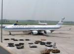 ぺペロンチさんが、ノイバイ国際空港で撮影したクウェート政府 A340-542の航空フォト(写真)
