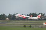 KKiSMさんが、スカルノハッタ国際空港で撮影したライオン・エア 737-9GP/ERの航空フォト(写真)