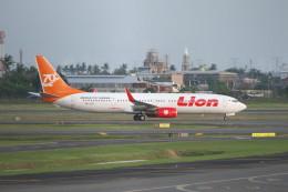 KKiSMさんが、スカルノハッタ国際空港で撮影したライオン・エア 737-9GP/ERの航空フォト(飛行機 写真・画像)