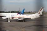krozさんが、スカルノハッタ国際空港で撮影したエクスプレス・エア 737-36Nの航空フォト(写真)