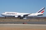 Ryan-airさんが、モハーヴェ空港で撮影したエールフランス航空 747-428の航空フォト(飛行機 写真・画像)