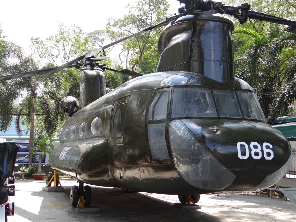 ぺペロンチさんのアメリカ陸軍 Boeing CH-47 Chinook (6086) 航空フォト