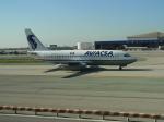 tokadaさんが、ロサンゼルス国際空港で撮影したアビアクサ 737-201/Advの航空フォト(写真)