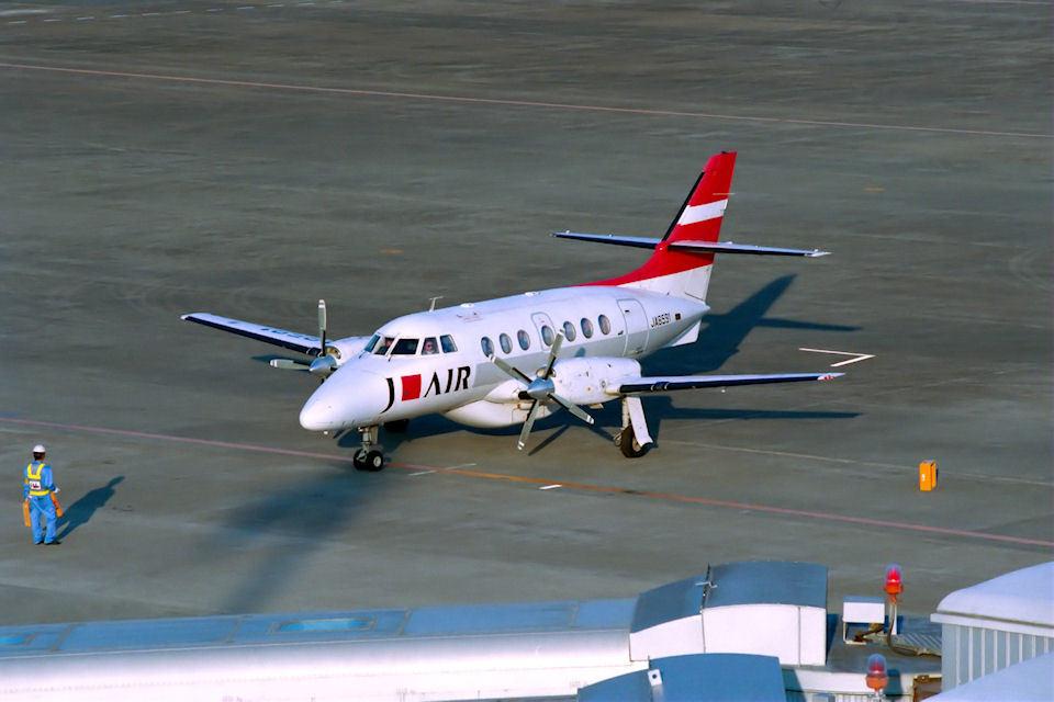 はるさんのジェイエア British Aerospace Jetstream 31/Super 31 (JA8591) 航空フォト