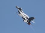 月明さんが、岩国空港で撮影したロッキード・マーティン F-16 Fighting Falconの航空フォト(飛行機 写真・画像)