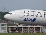 motosabuさんが、松山空港で撮影した全日空 777-281の航空フォト(写真)