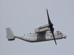 月明さんが、岩国空港で撮影したアメリカ海兵隊 MV-22Bの航空フォト(飛行機 写真・画像)