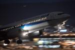 Foxfireさんが、伊丹空港で撮影した全日空 737-881の航空フォト(写真)