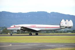 brasovさんが、イラワラ・リージョナル空港で撮影したアメリカ空軍 C-121C Super Constellation (L-1049F)の航空フォト(飛行機 写真・画像)