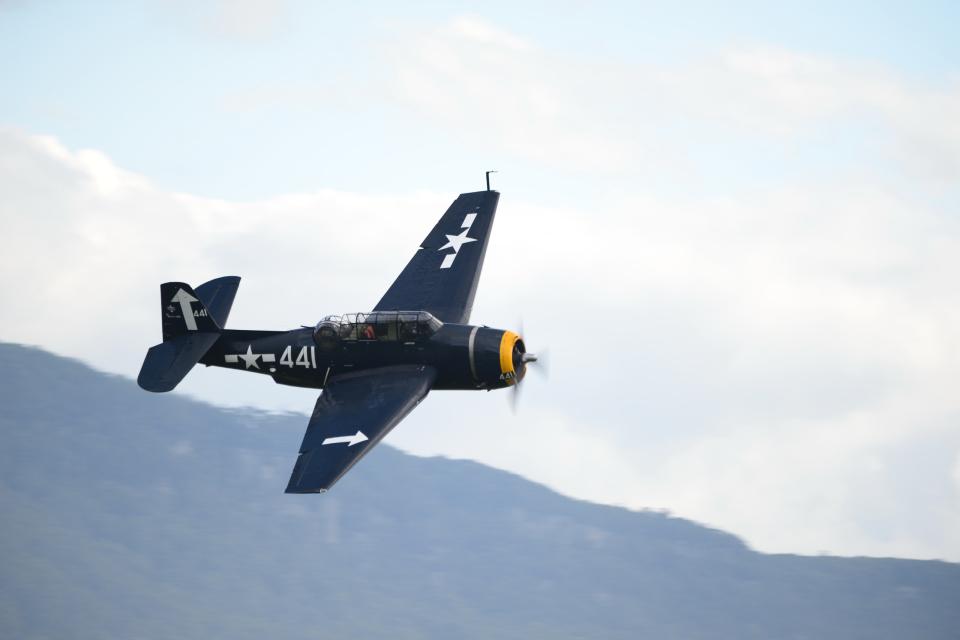 brasovさんのアメリカ海軍 Grumman TBF/TBM Avenger (441 ) 航空フォト