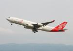 PGM200さんが、関西国際空港で撮影したエア・レジャー A340-212の航空フォト(写真)