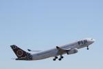 島国旅人さんが、シドニー国際空港で撮影したフィジー・エアウェイズ A330-243の航空フォト(写真)