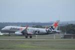 島国旅人さんが、メルボルン空港で撮影したジェットスター A320-232の航空フォト(写真)